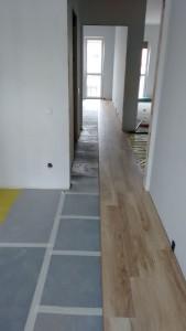 Montaż paneli podłogowych Poznań